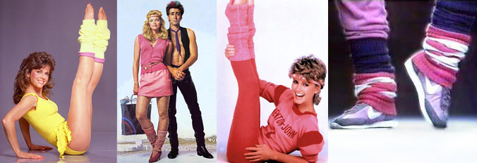80s Fashion Look s fashion trends leg warmers