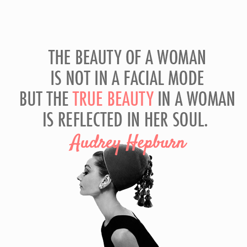 Makeup And Woman Quotes